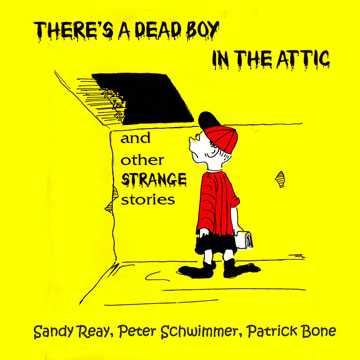 There's a Dead Boy in the Attice and Other Strange Stories CD