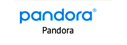 Pandora digital distribution