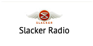 Slacker Radio digital distribution