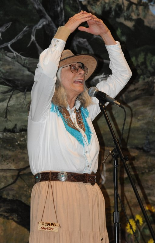 Cimarron Cowboy Music and Poetry Gathering, August 2016